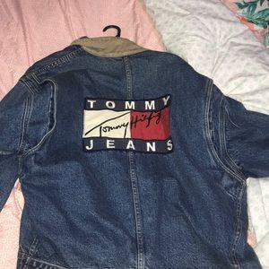 1980s tommy hilfiger